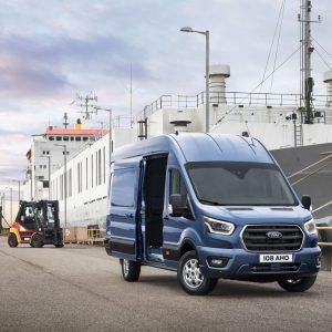 Новый Ford Transit грузоподъемностью 2 тонны представлен на международной выставке в Ганновере
