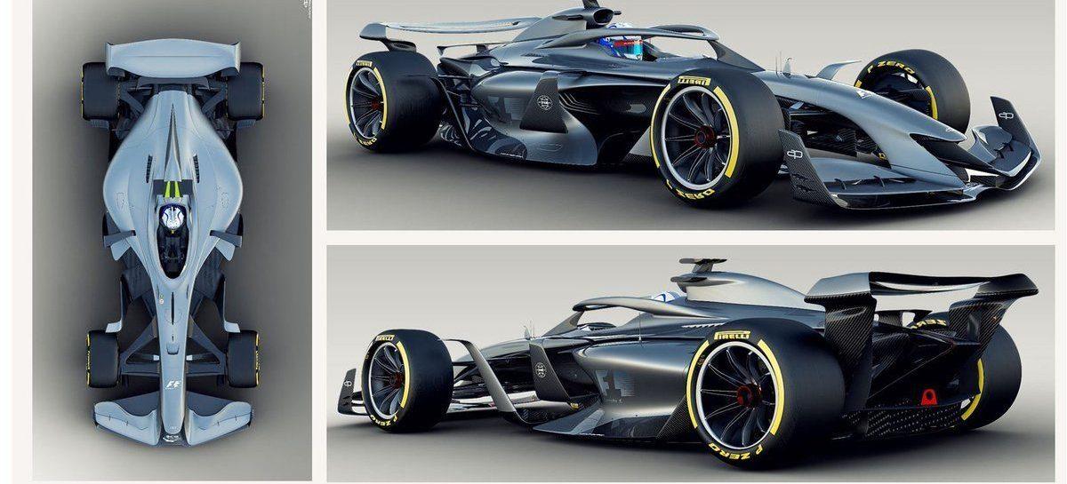 Концепты новых машин Формулы 1 подвергли критике за «художественность»
