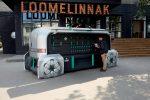 Встречайте Renault  EZ-PRO: робоавтомобиль с экспедитором для доставки грузов