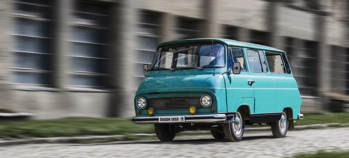 50 лет Skoda 1203: надежный и универсальный автомобиль, ставший культовым