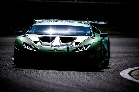 Lamborghini Huracán GT3 EVO: эволюция на гоночной трассе