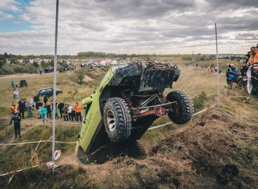 В Челябинске прошел этап самой экстремальной внедорожной гонки в мире