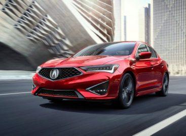 Acura обновила свой самый маленький седан