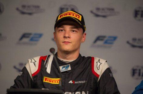 Артем Маркелов выступит за команду Renault Sport Formula One Team