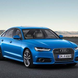 Новый Audi A6 сертифицирован в России с одним мотором