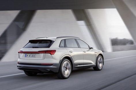 Audi запускает программу развития электрической мобильности e-offensive