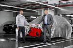 Электрический кроссовер Audi e-tron встал на конвейер в Брюсселе