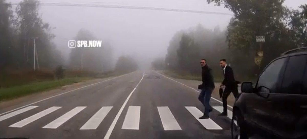 Популярную автоподставу засняли на видеорегистратор