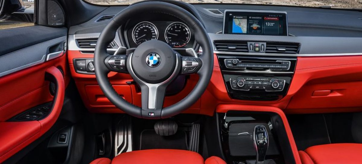 Знакомьтесь: заряженная версия – BMW X2 M35i
