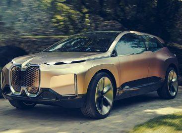 Дизайн нового электрического кроссовера BMW раскрыли до премьеры