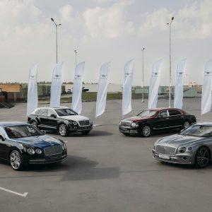 Bentley открывает поп-ап ателье в честь появления легендарного Gran Turismo на российских дорогах