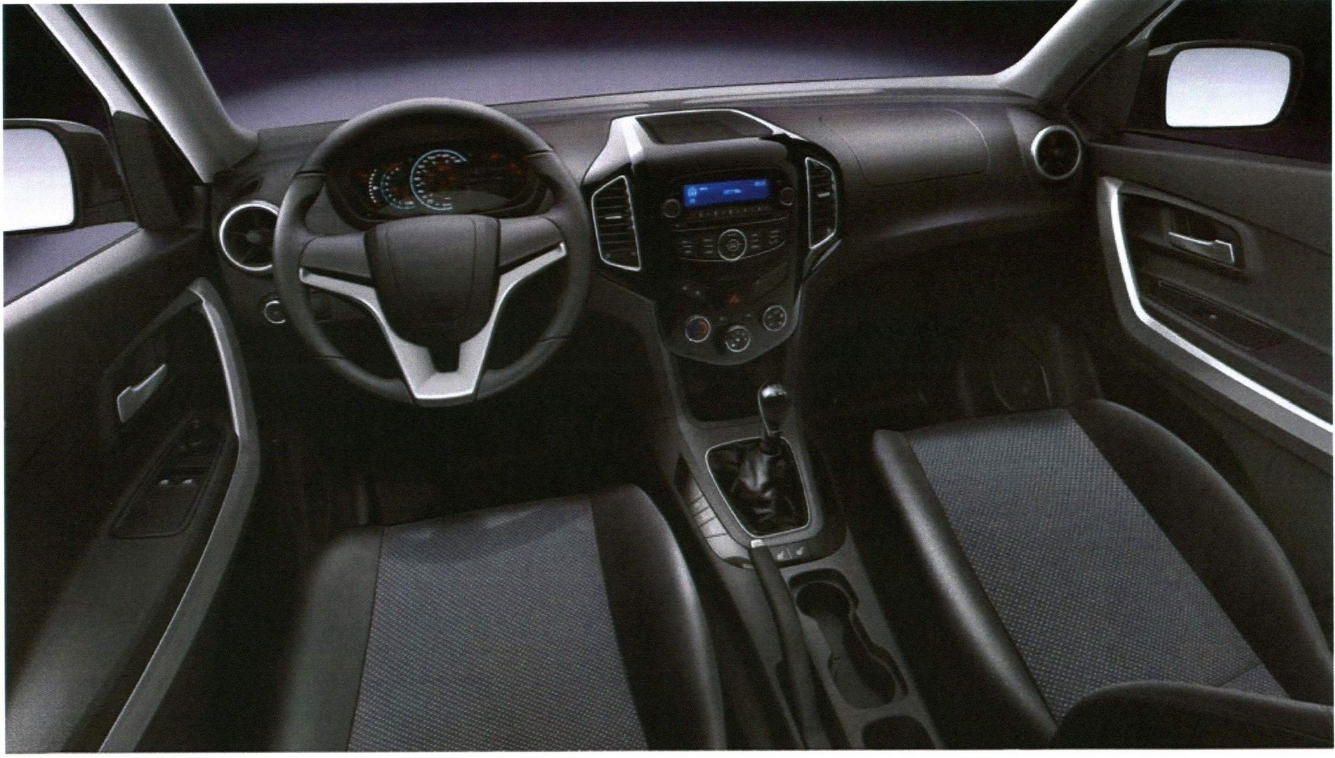Chevrolet NIVA 2018.