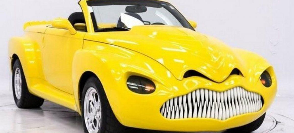 Chevrolet SSR — автодинозавр в стиле Стивена Кинга