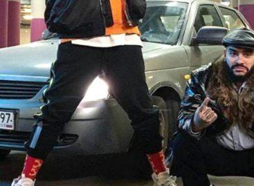 Автомобиль из клипа Киркорова «Цвет настроения синий» выставили на продажу