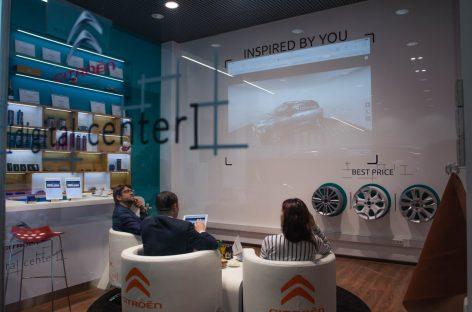 Favorit Motors запустил первый в России цифровой шоу-рум Citroen
