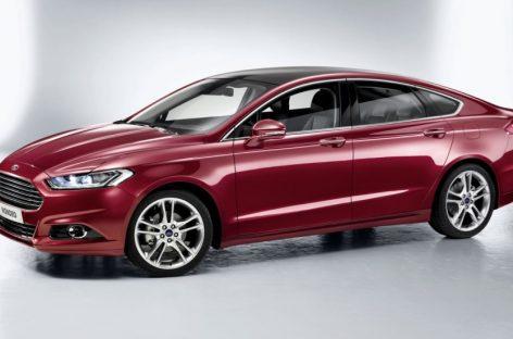 Ford пустит под нож Mondeo и минивэны Galaxy/S-Max