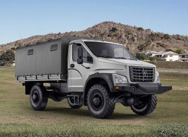 Группа ГАЗ представила новый внедорожный грузовик ГАЗ «Садко Next»