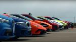Самая эпичная гонка года: 11 спорткаров и один кроссовер сразились в дрэге