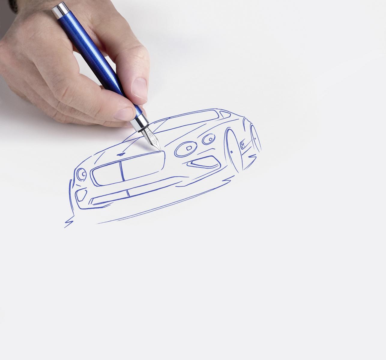 GvFC Bentley HandMotiv