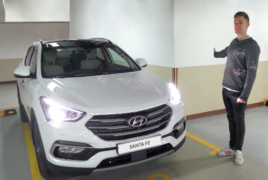 Hyundai, Юрий Дудь