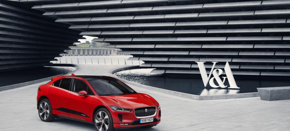Jaguar представит уникальную глиняную модель в Музее дизайна в Шотландии