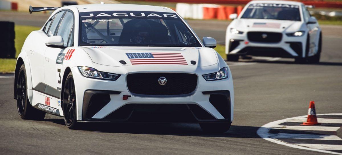 Jaguar Racing представляет состав пилотов первого сезона I-PACE eTROPHY