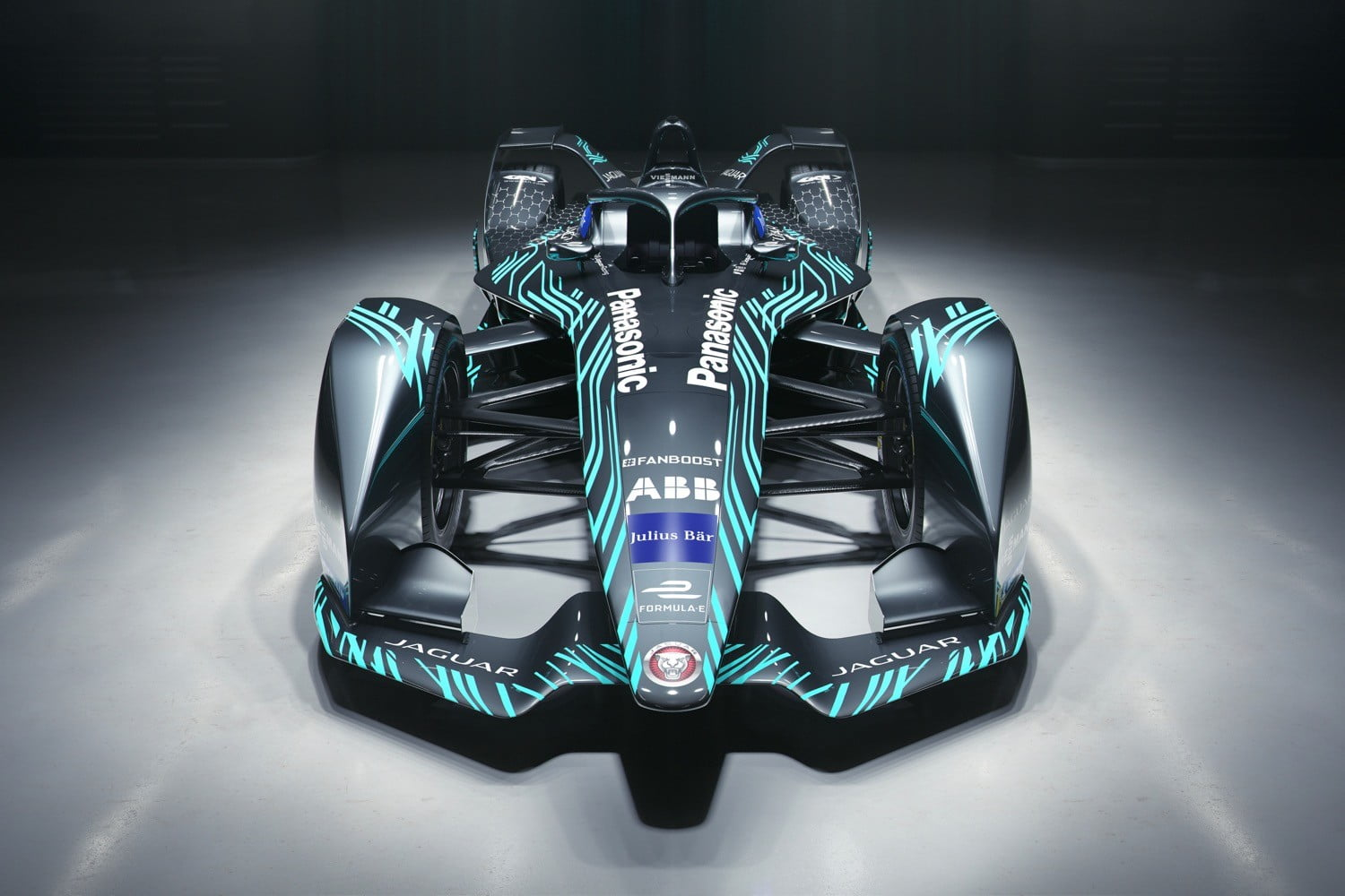Jaguar I-TYPE 3