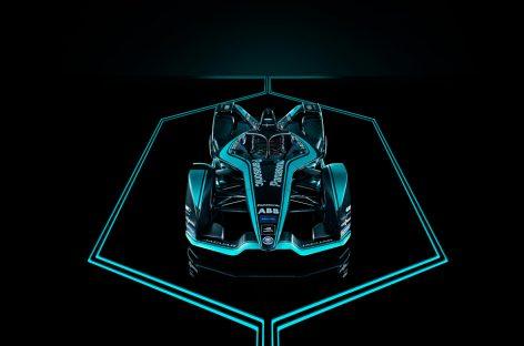 Panasonic Jaguar Racing представила новый болид Jaguar I-TYPE 3