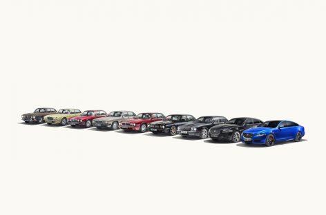 50 лет Jaguar XJ: юбилейный автопробег из Лондона в Париж