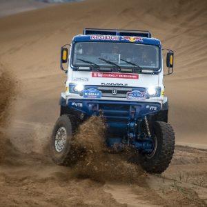 ТОТАЛ ВОСТОК и КАМАЗ-мастер создали новое моторное масло  для участия в ралли Дакар-2019