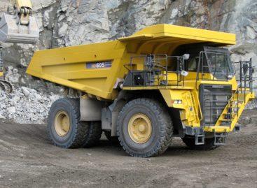 Создан самый тяжелый электрокар в мире весом в 45 тонн