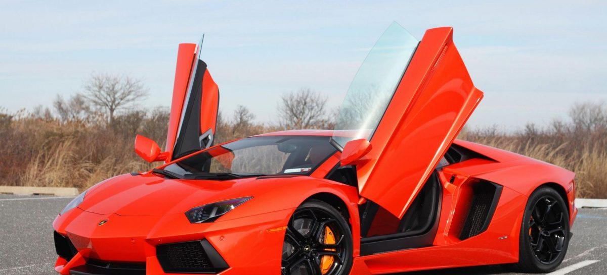 Lamborghini простояла брошенная 3 месяца