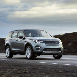 Land Rover представляет лимитированные версии  внедорожников Discovery и Discovery Sport в честь 70-летия бренда