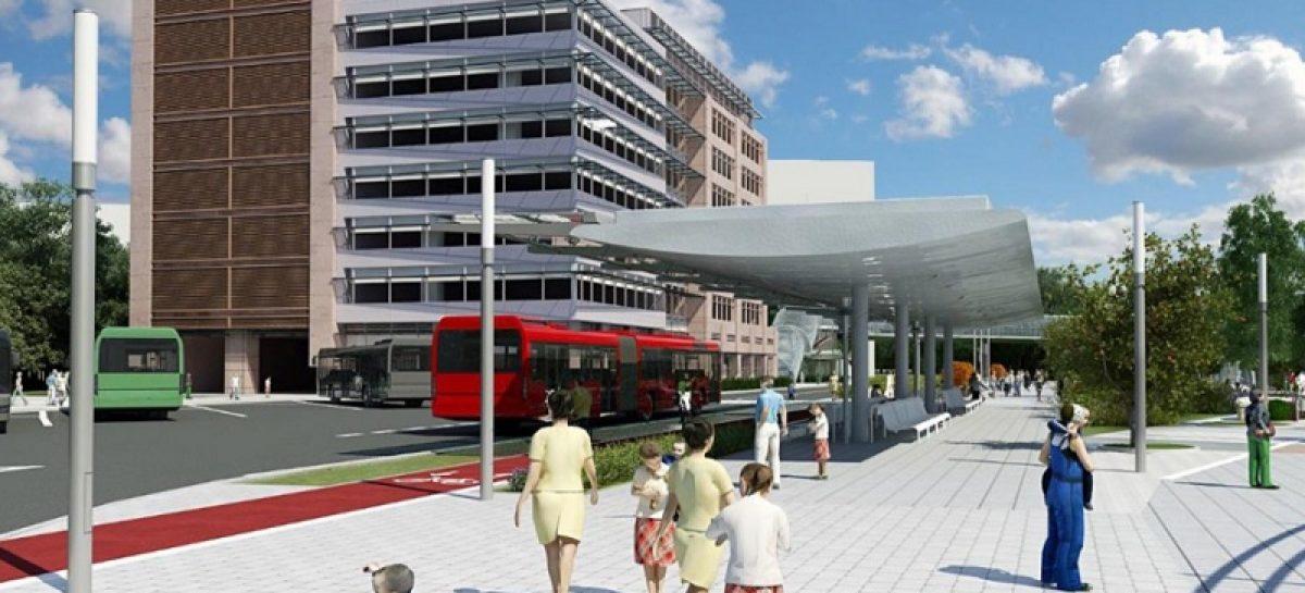 Автобусы из Чехова, Серпухова, Подольска в Москву будут ходить вместо «Южной» на «Лесопарковую»