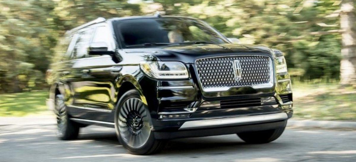 Самый большой и самый дорогой Lincoln выходит на дороги