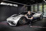 Гиперкар по имени Mercedes-AMG ONE