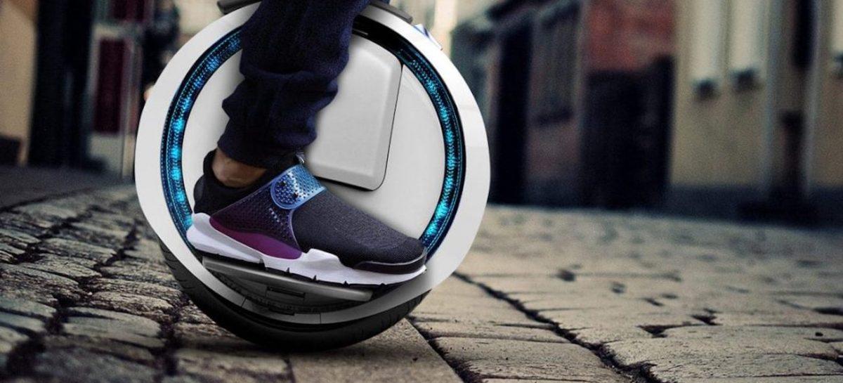 Пользователи гироскутеров, моноколес и сегвеев – пешеходы! Решили в ГАИ