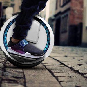 Пользователи гироскутеров, моноколес и сегвеев - пешеходы! Решили в ГАИ
