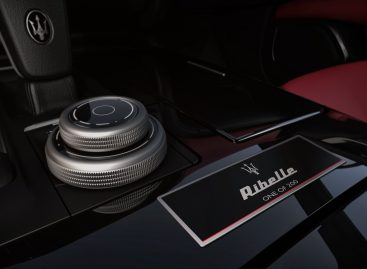 Премьера нового Maserati Ghibli Ribelle
