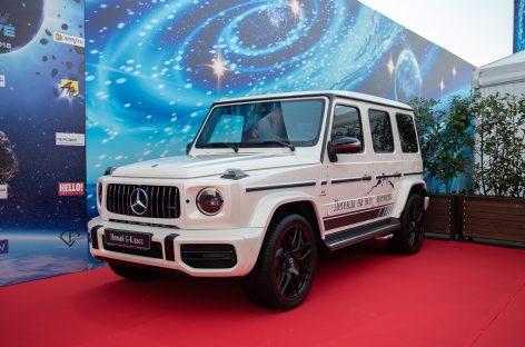 Mercedes-Benz на «Новой волне 2018»