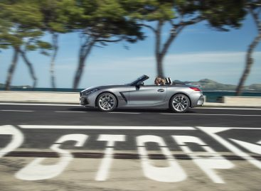 Модельная гамма BMW пополнится еще одним спорткаром: новым BMW Z4