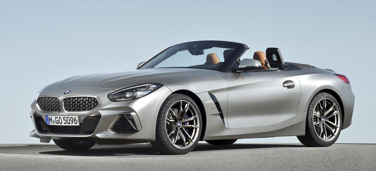 BMW Group Россия объявляет цены на новый BMW Z4