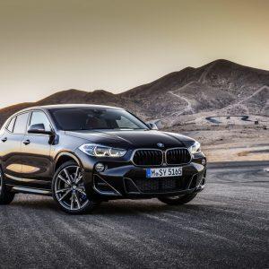 Официальная фотогалерея BMW X2 M35i