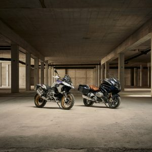 Новые BMW R 1250 GS и R 1250 RT
