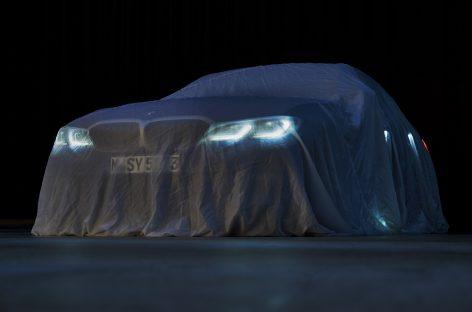 Новый BMW 3 серии Седан. Мировая премьера на Парижском автосалоне