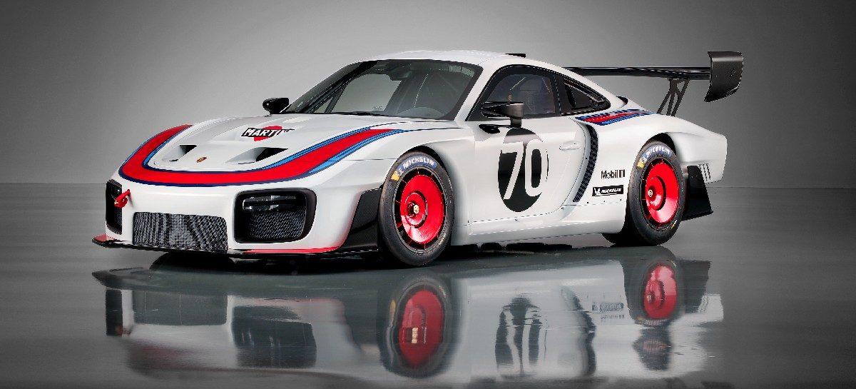 Мировая премьера: эксклюзивная версия Porsche 935
