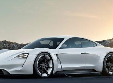 Открылся предзаказ на первую электрическую модель Porsche