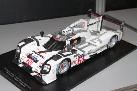 Новая игрушечная модель Porsche 919 оказалась дороже KIA Ceed
