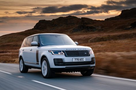 Jaguar Land Rover объявляет о старте продаж  Range Rover 2019 модельного года в России