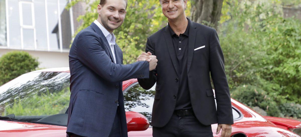Porsche инвестирует в стартап WayRay